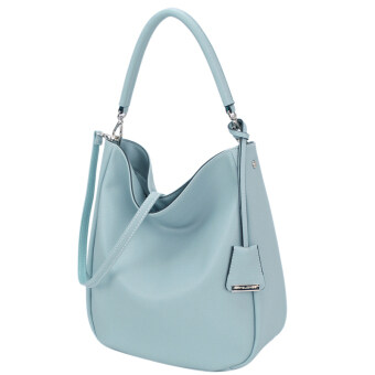DAVIDJONES Women Synthetic Leather Shoulder Bag Hobo Bag - intl (image 1)