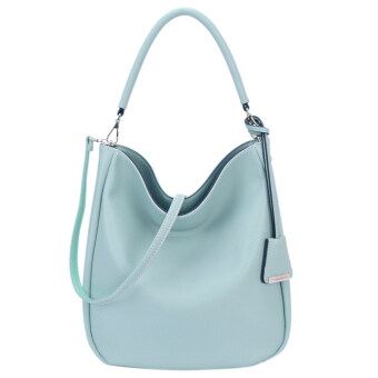 DAVIDJONES Women Synthetic Leather Shoulder Bag Hobo Bag - intl (image 0)