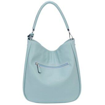 DAVIDJONES Women Synthetic Leather Shoulder Bag Hobo Bag - intl (image 3)