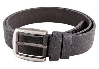MARINO Belt เข็มขัดหนัง PU รุ่น B80044-01 ( Black )
