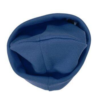 หมวกเด็กอ่อนผ้าสำหรับบุรุษ Beanies เด็กทารกหมวกแรกเกิดน่ารักเด็กหมวกสีน้ำเงิน