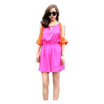 BG colorful Jumpsuit -