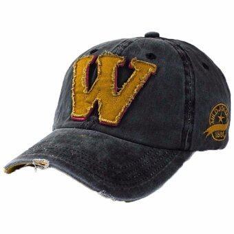 เพศหญิงชายหมวก Cap หมวกเบสบอลกีฬา Snapback ฮิพฮอพปรับได้ใส่หมวก