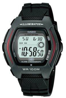 Casio Standard นาฬิกาข้อมือ รุ่น HDD-600-1AVDF - Black
