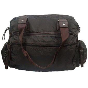 EAY BAG กระเป๋าสะพายไหล่ bag149g สีเขียวเข้ม