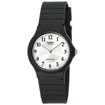 Casio Standard นาฬิกาข้อมือ รุ่น MQ24-7B3 Face - White