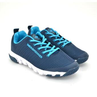 BATA รองเท้าผู้ชาย รองเท้ากีฬา WEINBRENNER SPORT CASUAL สี น้ำเงิน รหัส 8219001