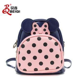 nightberry กระเป๋าเป้สะพายหลังสีน้ำเงิน - nightberry0687