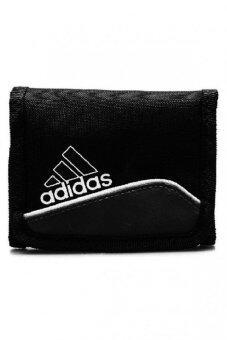 Adidas กระเป๋าสตางค์ รุ่น 3S PESS WALLET 20 - V86611 (Black)