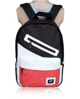 GET1020 กระเป๋าเป้ กระเป๋าสะพาย แฟชั่น A070 (น้ำตาล)