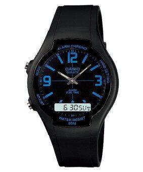 Casio Standard นาฬิกาข้อมือ - รุ่น AW90H-2B image