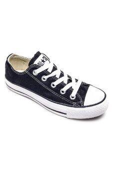 Converse รองเท้าผ้าใบ รุ่น CT AS OX M9166 - BLACK