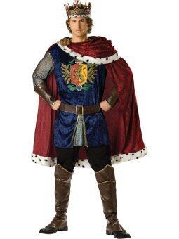 MIRAGE-SHOP ชุดแฟนซีราชาชาย ผู้ใหญ่
