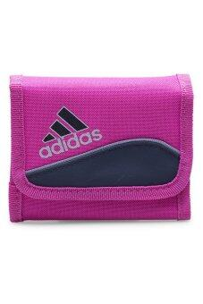 Adidas กระเป๋าสตางค์ รุ่น 3S PESS WALLET 20 -V86611 (Pink)