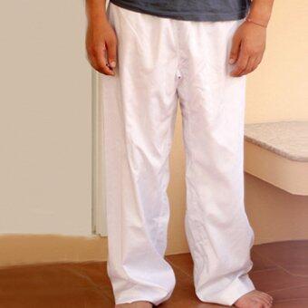 อานาปานา กางเกงนั่งสมาธิ ปฏิบัติธรรม รุ่น แพรคโต้ Practo Pants