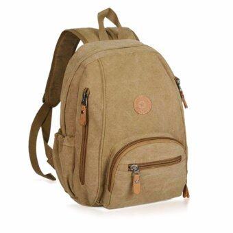 Bag gammon Voyager กระเป๋าเป้ผู้ชาย แคนวาส (สีกากี)