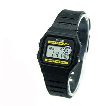Casio Standard นาฬิกาข้อมือ รุ่น F-94 - Black