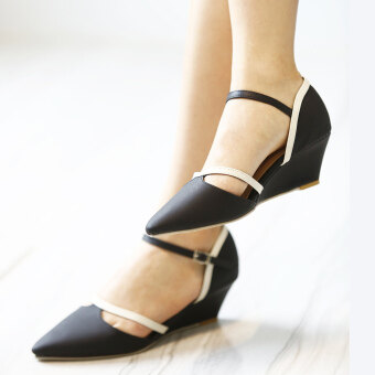 ESTHER รองเท้าผู้หญิง รุ่น M337 (Black) (image 0)