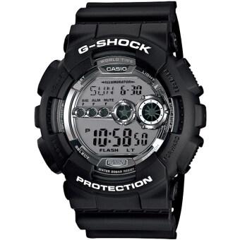 CASIO นาฬิกาข้อมือ CASIO G-Shock - รุ่น GD-100BW-1 limited color