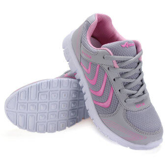 ใหม่รองเท้าสตรีรองเท้าเดินวิ่งกีฬาแฟชั่นรองเท้าติดเครื่องดูด