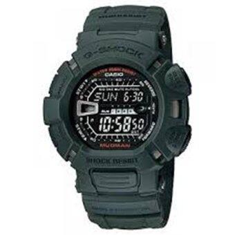Casio G-Shock Men's Green Resin Strap Watch G9000-3V