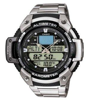 Casio Watch รุ่น SGW-400HD-1BV (สีเงิน)