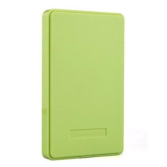 "External Enclosure Case for Hard Drive HDD Usb 2.0 Sata Hdd Portable Case 2.5"" Inch Support 2TB Hard Drive"