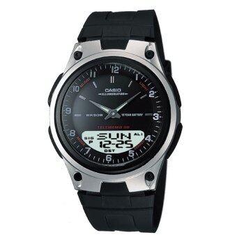 Casio Standard นาฬิกาข้อมือ รุ่น AW-80-1A (Black)