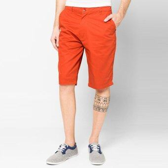 OASIS กางเกงขาสั้นผู้ชาย รุ่น MCPB8460-OR สีส้ม