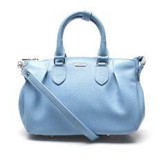 Jacob International กระเป๋าถือ รุ่น V4281 (Blue)