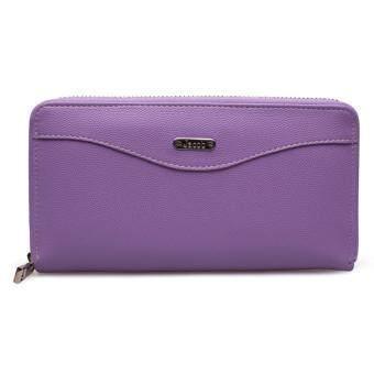 Jacob International กระเป๋าสตางค์ รุ่น V31989 (Purple)