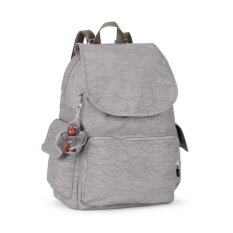 Kipling กระเป๋าเป้ City Pack B - Cool Grey C