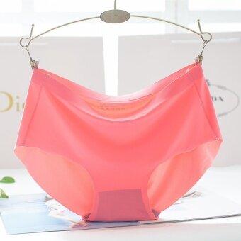 Ladies Underwears Women's Panties Transparent Women Knickers Lingerie Lady Seamless Panties - intl