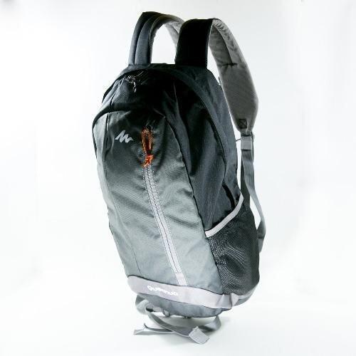 Mansomeguys กระเป๋าเป้จักรยาน เป้กันน้ำ สำหรับปั่นจักรยาน รุ่น Waterproof Bag Arpenaz สีดำ Black 20L