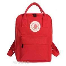 Marino กระเป๋า กระเป๋าเป้ กระเป๋าเป้สะพายหลัง No.1170 - Red