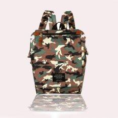 Marverlous กระเป๋า กระเป๋าเป้ Japan style Backpack NO.1123-สีลายทหาร
