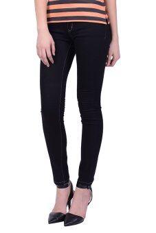 Mc Lady Slim Fit Jeans กางเกงยีนส์ขายาว ทรงขาเดฟ เอวกลาง รุ่น LADP33800