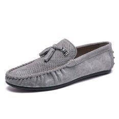 Mens New Fashion Breathable Leisure Comfortable Peas Shoes - Intl ราคา 848 บาท(-46%)