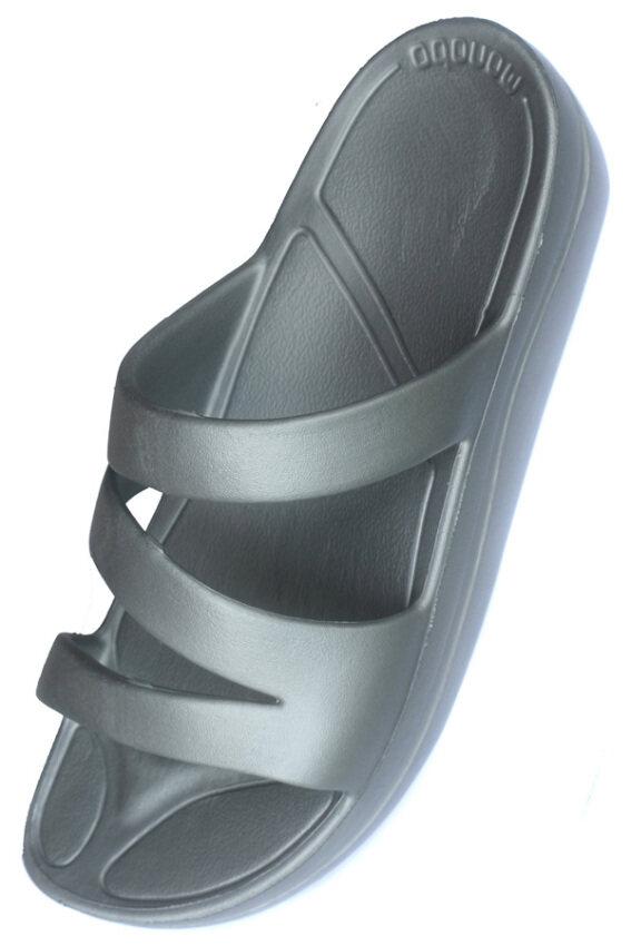 MONOBO Moniga3 รองเท้าโมโนโบ้ (สีเงิน)