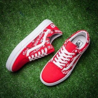 36c19aeff9 สินค้า New 2017 Vans x supreme Classic shoes(EU36-44) - intl โฆษณา ...