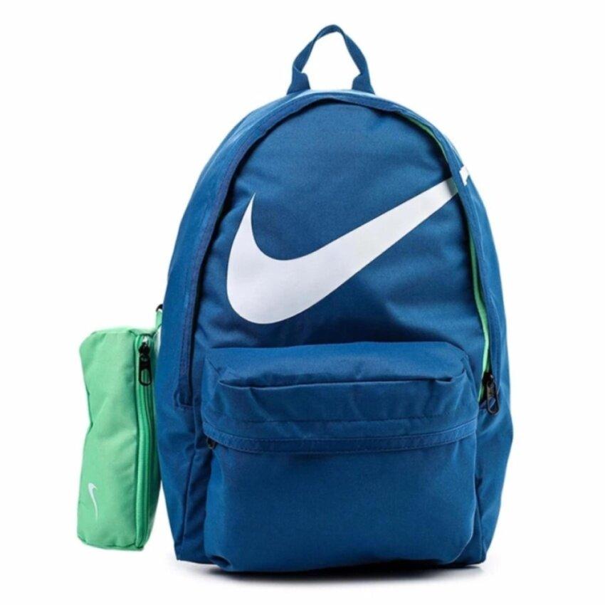 Nike กระเป๋า ไนกี้ Backpack+MiniAthletesHalfday BA4665-457 BL(1300)