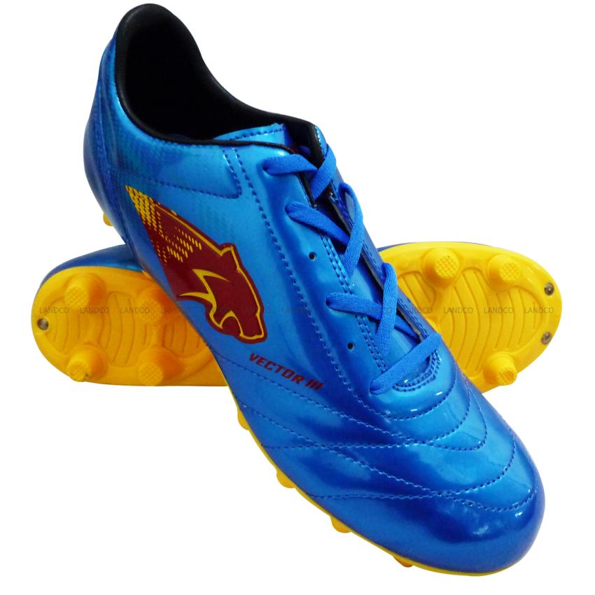 สุดยอด PAN รองเท้า ฟุตบอล แพน Football Shoes PF15K6 BR(650) ซื้อเลย