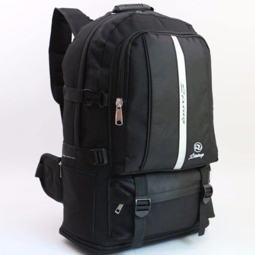 Peimm Modello Premium Backpacker 50 cm เป้สะพายหลัง เป้กันน้ำ เป้เดินทาง เป้เดินป่า มัลติฟังก์ชั่น