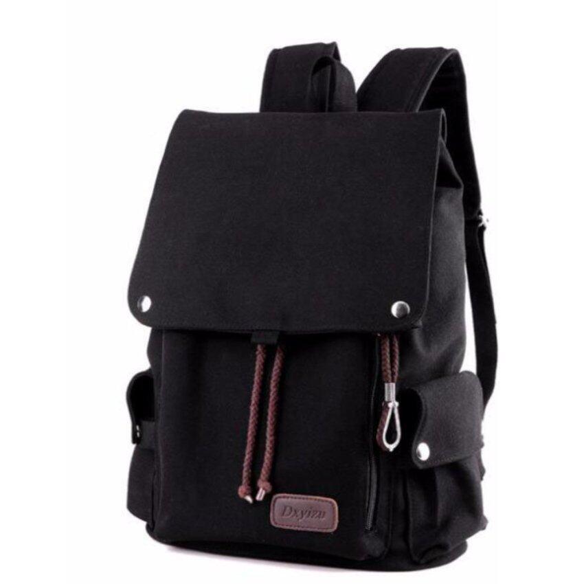 กระเป๋าชาย สไตล์เกาหลี (สีดำ)