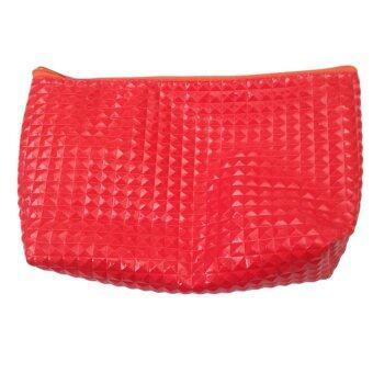 กระเป๋าสตางค์ ( สีแดง )