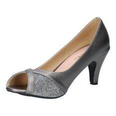 รองเท้าผู้หญิง แฟชั่น รุ่น S2870-GRY