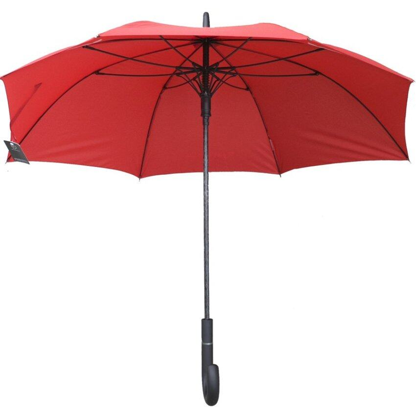 RealBrella Creative Automatic Open Reinforcement Outdoor Umbrella with Long Handle for Men and Women