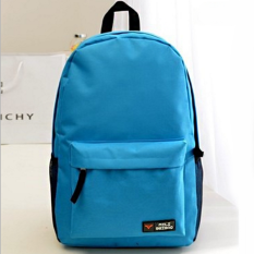 RICHCOCO กระเป๋าเป้สะพายหลัง Backpack (K11-Blue)