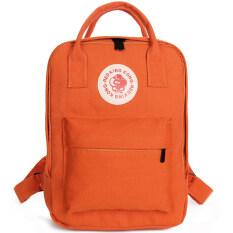 RockLife Korea Women Bag Backpack กระเป๋าเป้สะพายหลัง - Orange