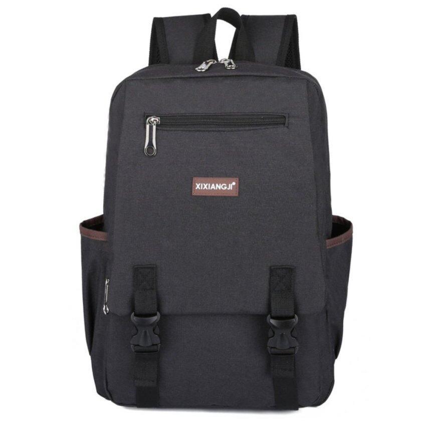 RockLife กระเป๋าสะพายหลัง กระเป๋าเป้เดินทาง กระเป๋าเป้ผู้ชาย กระเป๋าโน๊ตบุ๊ค กระเป๋าเป้เท่ๆ -R1126 Grey